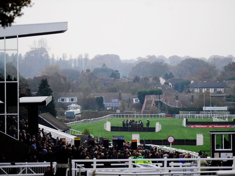Plumpton: Saved by dry night