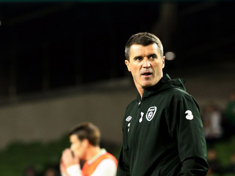 Keane: Says Ferguson is still power hungry