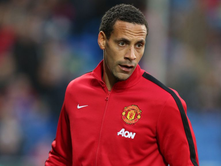 Rio Ferdinand: Contract ends in the summer