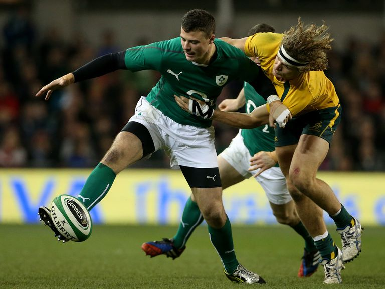 Robbie Henshaw: Forced to have hand surgery