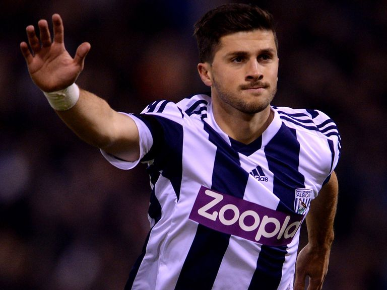 Shane Long: Albion trying to pin him down