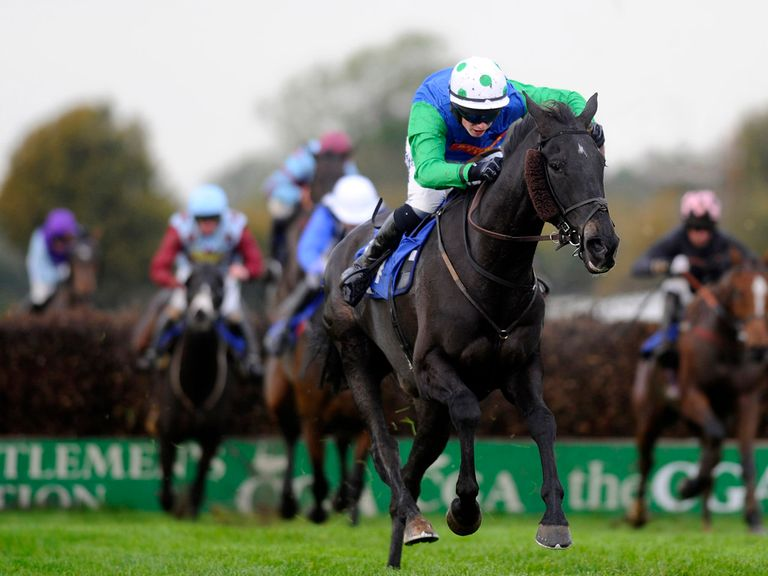 Standing Ovation: Looks worthy of a wager at Cheltenham