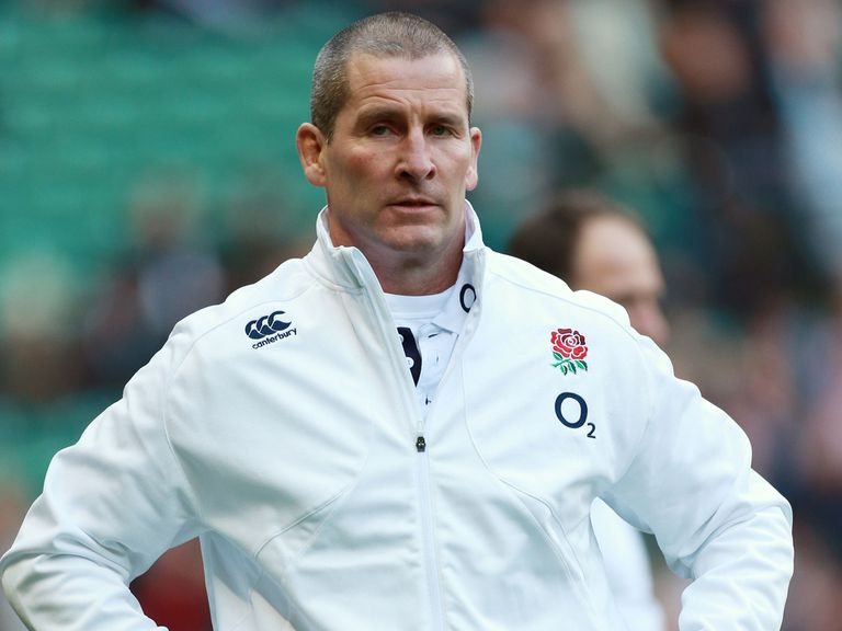 Stuart Lancaster: Doing a fine job with England