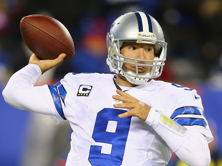 Tony Romo: Can get his passing game back on track