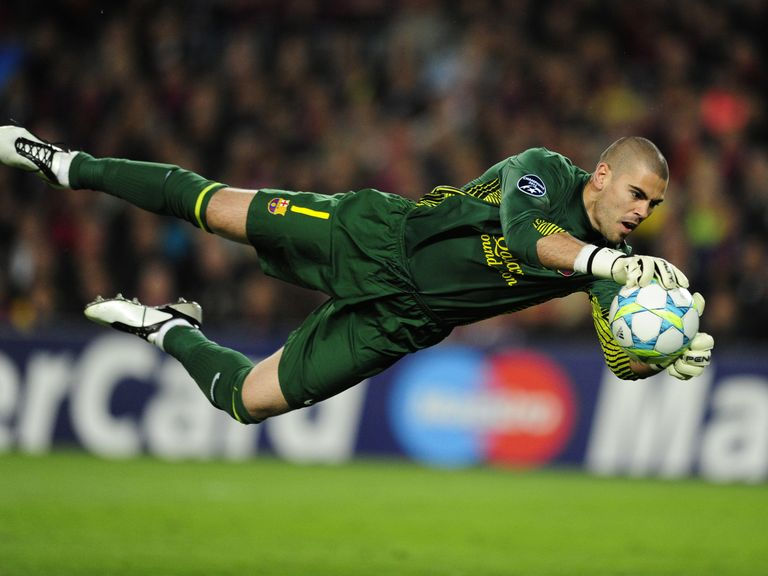 Valdes: Serious knee injury