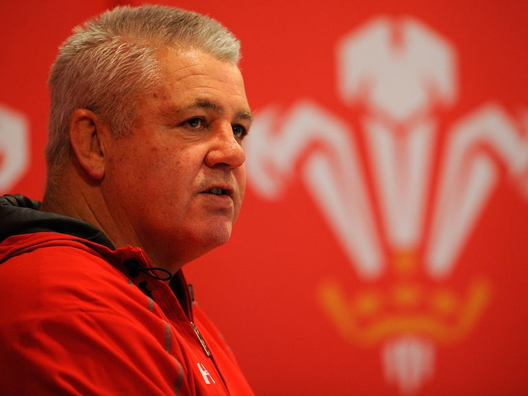 Gatland: Signed new deal