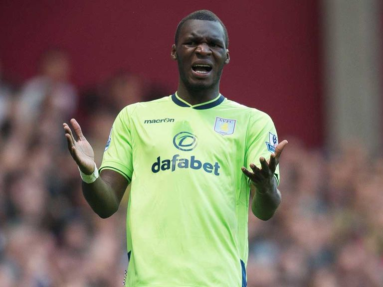 Christian Benteke: Has the support of his manager