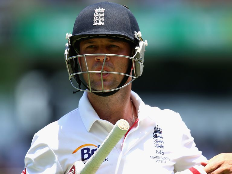 Jonathan Trott: Hoping to return in April