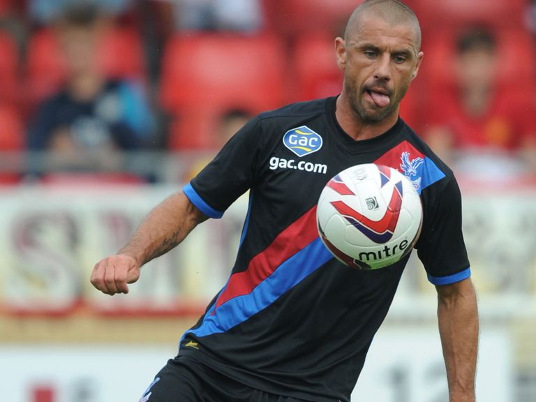 Kevin Phillips: Leaves Crystal Palace