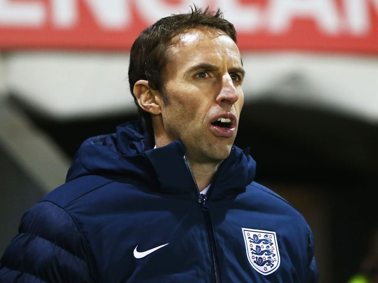 Southgate: Looking for his players to step up against quality opponents
