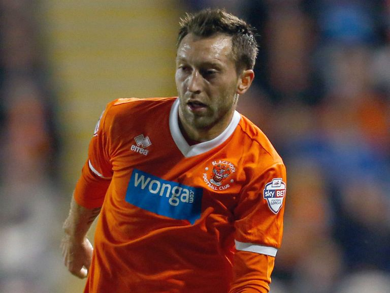 Stephen Dobbie: Desperate to help keep Blackpool up