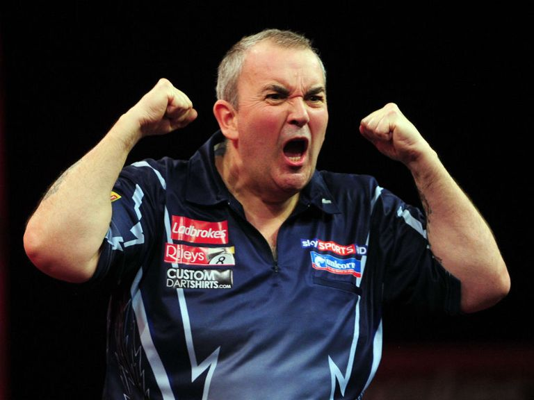 Phil Taylor: Chasing a 17th world crown