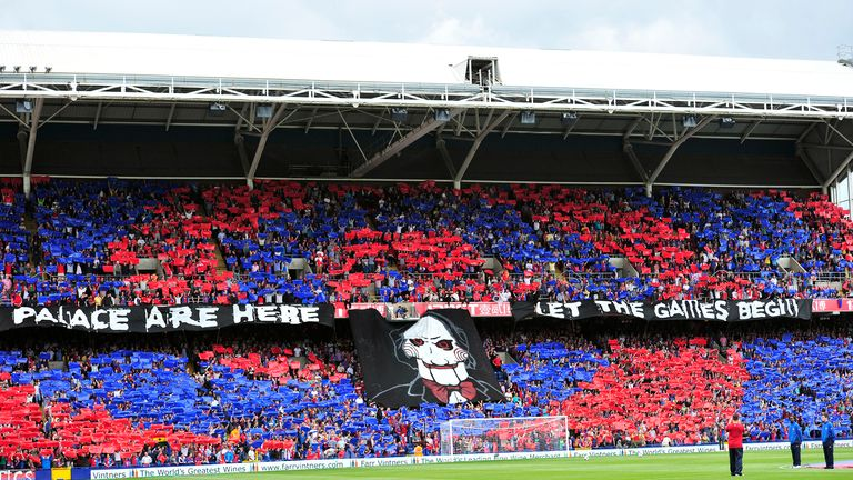 Selhurst Park can be a tough place to go, says Paul
