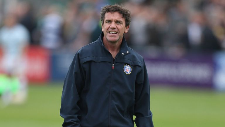 Mike Ford delighted as Bath edge narrow triumph over Exeter