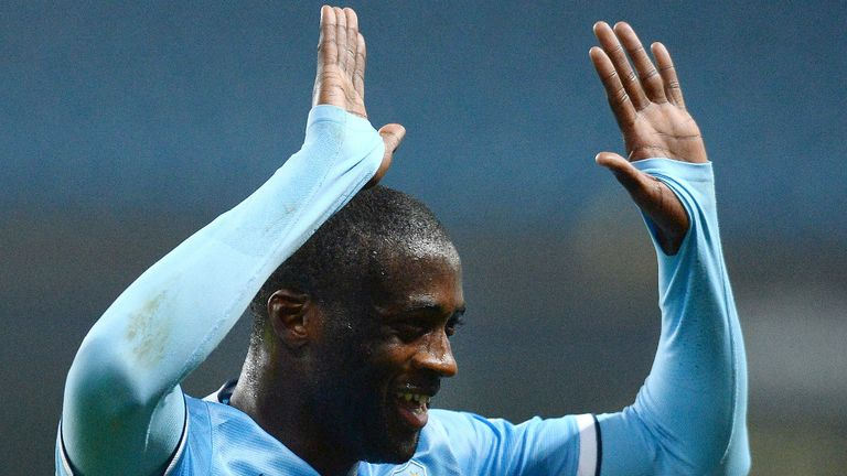 Yaya Toure: Says he has benefited from his scientific approach