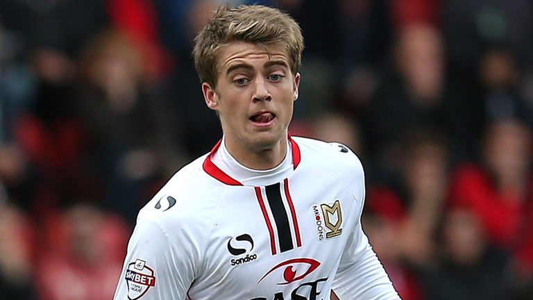 Patrick Bamford: Derby are believed to be closing in on the striker
