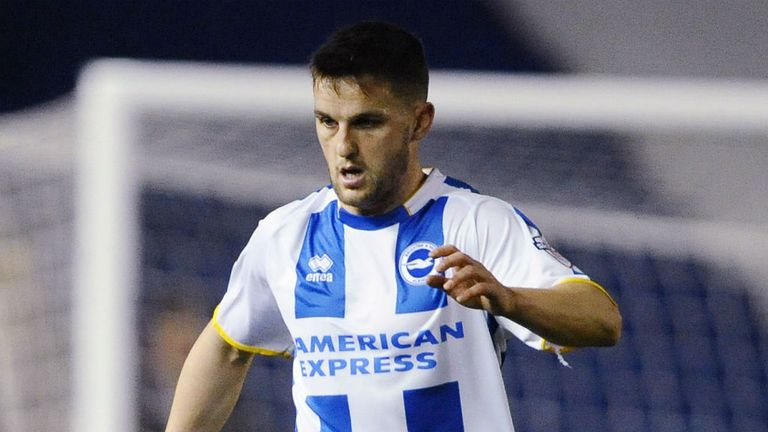 Craig Conway: Has impressed with Brighton