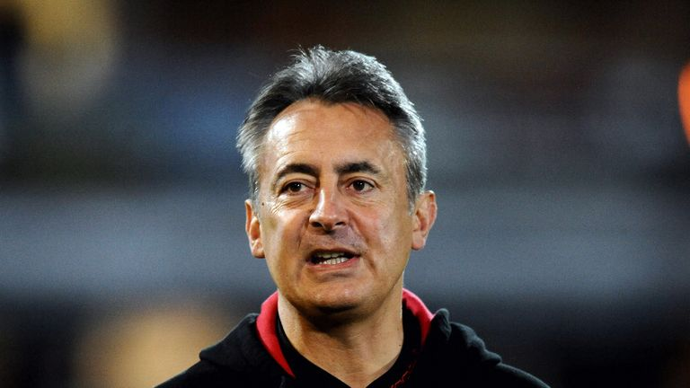Nigel Davies: good momentum at the moment