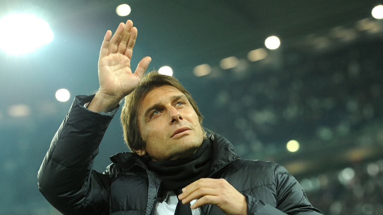 Antonio Conte: Admits some Juventus players need a break