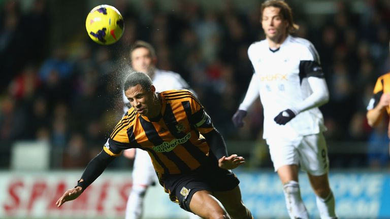 Curtis Davies: Hull boss Steve Bruce has shrugged off reports linking the defender to Everton
