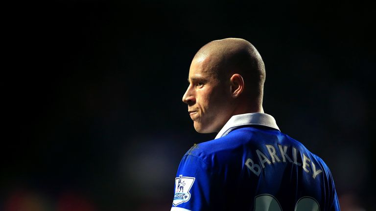 Ross Barkley: Has impressed Roberto Martinez with his mentality