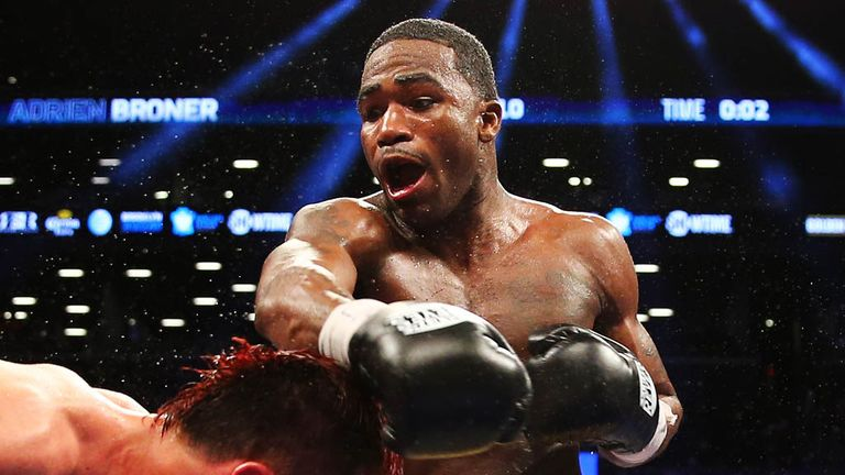 Adrien Broner: Planning to stop Maidana on Saturday