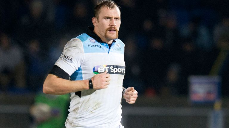 Al Kellock: Back after three months out with an arm injury