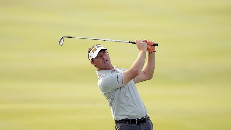 Alex Cejka: German leads by one shot in Thailand after opening round of 64