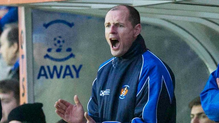 Allan Johnston: Kilmarnock boss unhappy Kris Boyd had goal disallowed