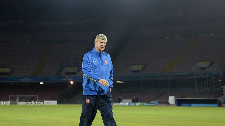 Arsene Wenger: Arsenal boss is in favour of scrapping European away-goals rule