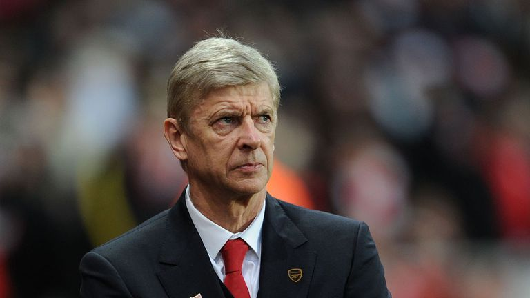 Arsene Wenger: Hopes Arsenal can end their Premier League title drought