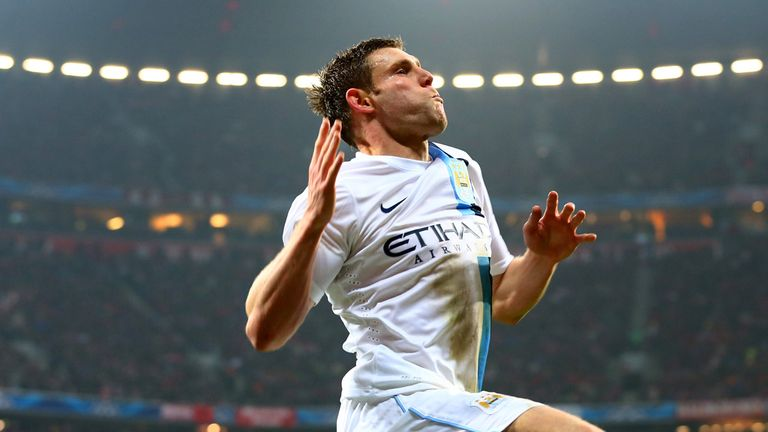 James Milner: Completed Manchester City's comeback at Bayern Munich