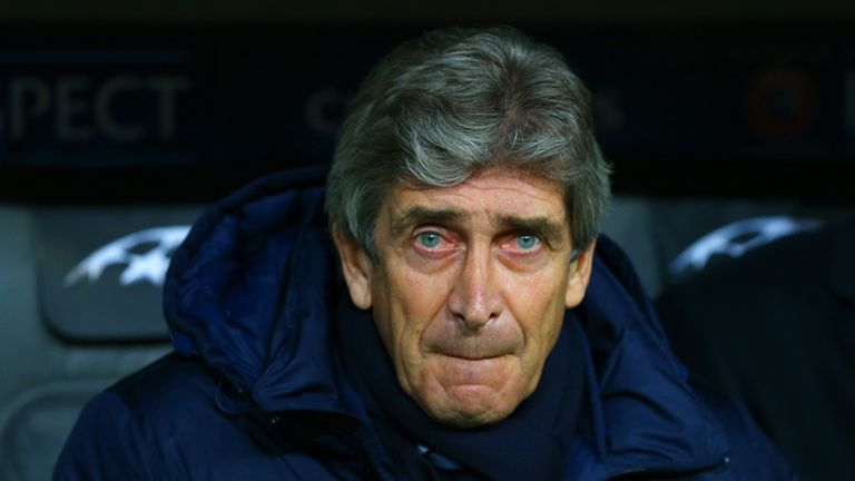 Manuel Pellegrini: Did not appear to know a 4-2 win would have secured top