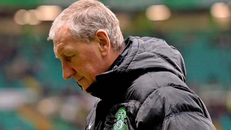 Terry Butcher: Fears the sack