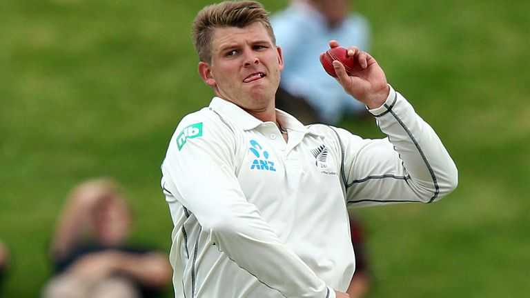 Corey Anderson has passed fitness test following a shin injury