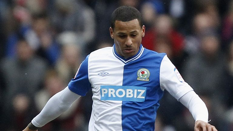 DJ Campbell: Among six Blackburn players who have been transfer-listed