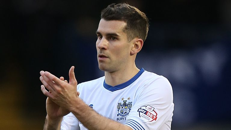 Daniel Nardiello: Striker has impressed during loan spell at Bury