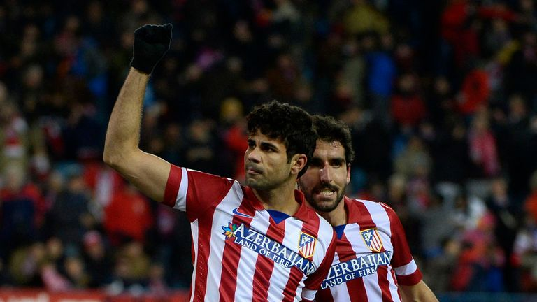 Costa: likely to be on Mourinho's radar, says Souness