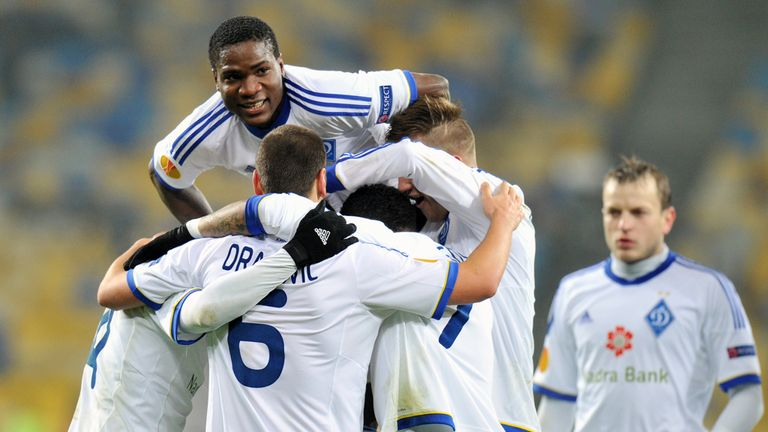 Dynamo Kiev: Valencia clash moved to Cyprus