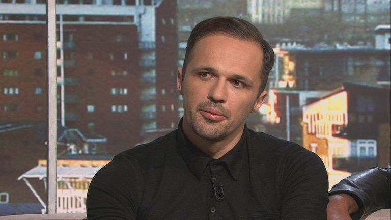 Matthew Etherington: Enjoying life at Stoke City.