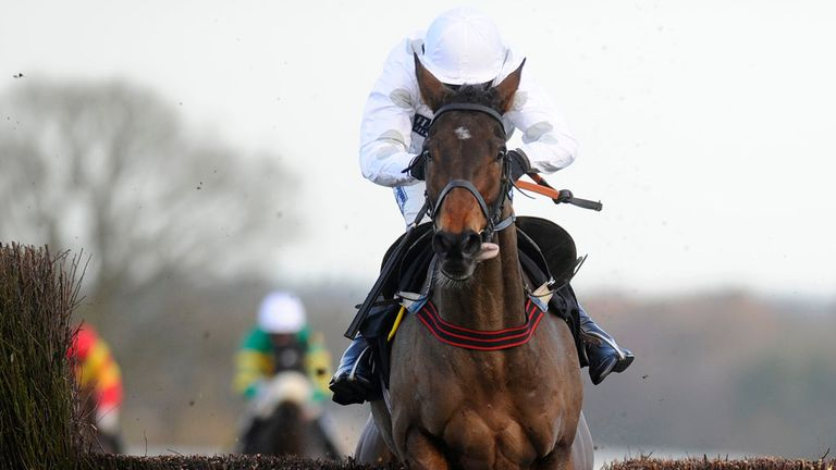 Fox Appeal: Will wait for Aintree