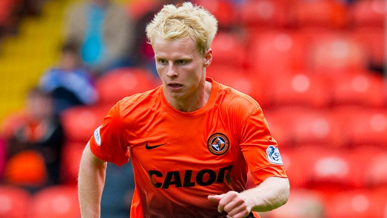 Gary Mackay-Steven: One goal and one assist against Hearts