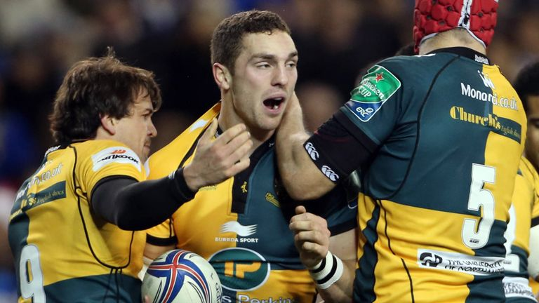 George North: Likely to defy Premiership Rugby rule