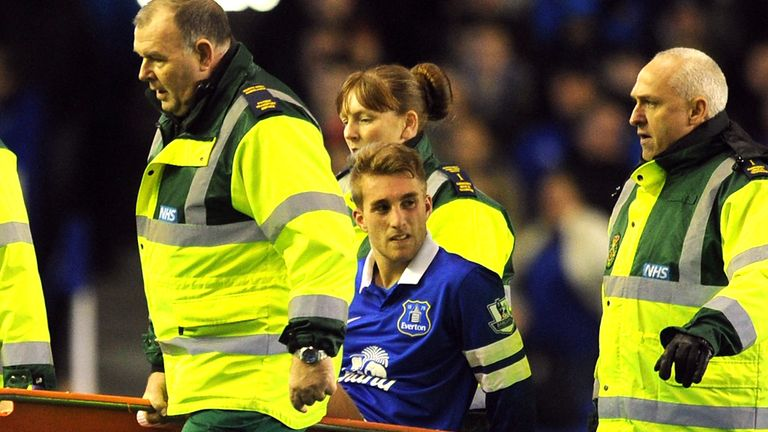 Gerard Deulofeu: Will be out of action for up to two months with a leg injury.