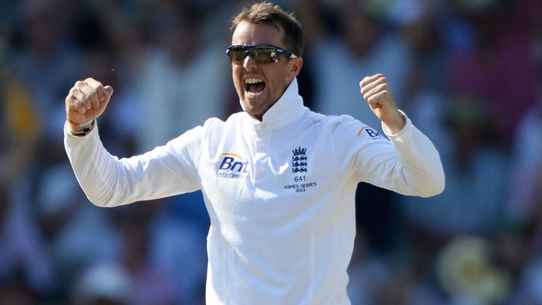 Graeme Swann: Has taken 255 wickets from 60 Tests for England