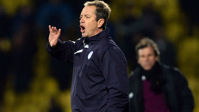 Stuart Gray: Appointed Sheffield Wednesday boss on full-time basis