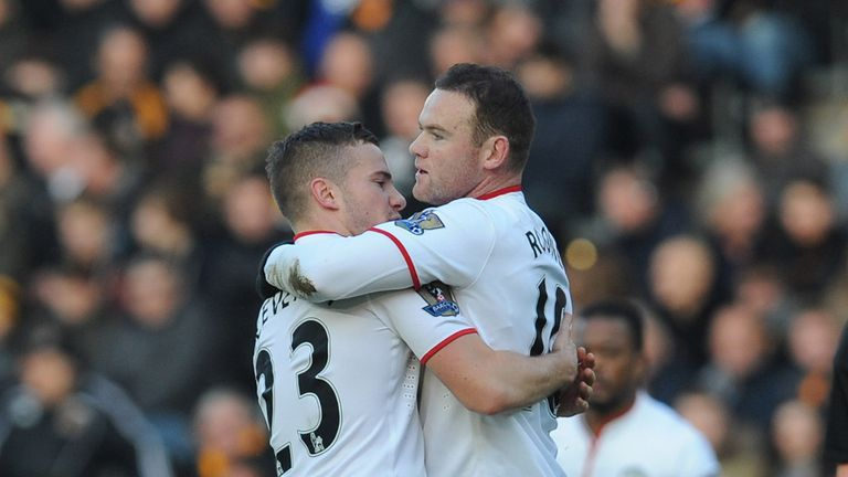 Rooney: Fired United back into contention at Hull