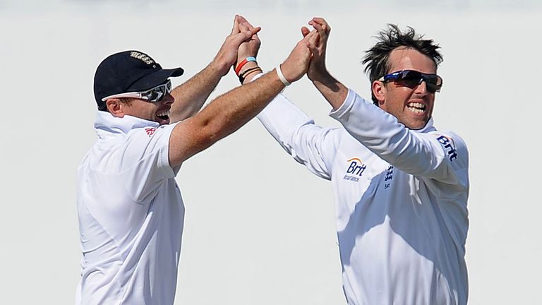 Ian Bell: Paid tribute to Graeme Swann