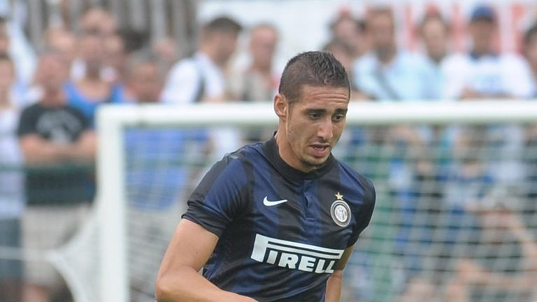 Ishak Belfodil: Parma holding up deal