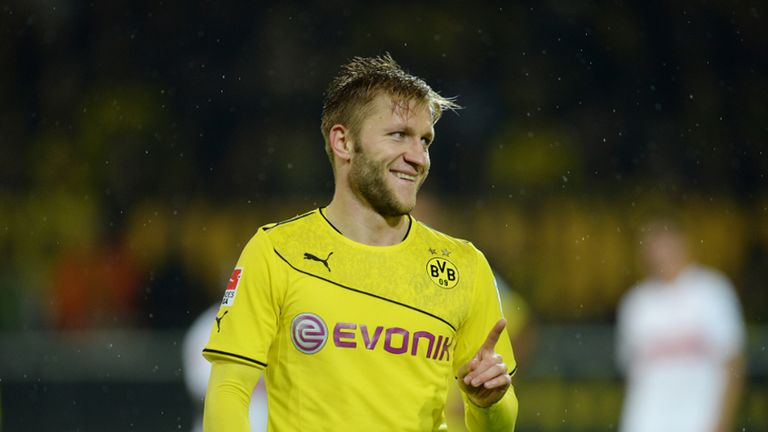 Jakub Blaszczykowski: Suffered cruciate knee ligament injury